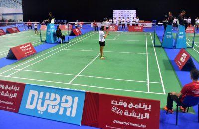 Mondiaux de Para-Badminton Dubaï 2018