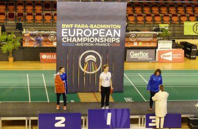 Championnat d'Europe Para-Badminton 2018